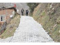 Nazilli Belediyesi, Yaylapınar ve Bağcıllı mahallelerinde yolları yeniledi