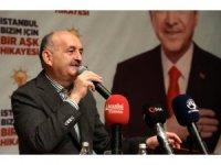 Eski Bakan Müezzinoğlu, Batı Trakyalılardan her gün 1 oy sözü aldı