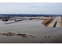 ABD'de aşırı yağış su taşkınlarına neden oldu: 5 ölü