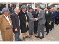 AK Parti heyeti Beytüşşebap'ta