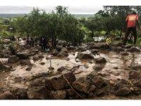 Mozambik'de 500 bin insan için endişe ediliyor