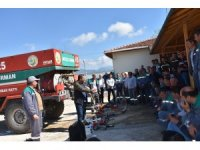 Kumluca'da orman personeline eğitim