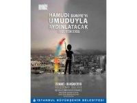 15 Yaşındaki Suriyeli Hamudi'nin Sergisi 20 Mart'ta açılıyor