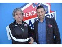 Hekimoğlu Trabzon, teknik direktörlük görevine Bülent Demirkanlı'yı getirdi