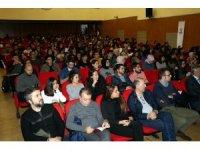 OMÜ'den mimar adaylarına seminer