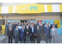 PTT Bahçelievler ve Ertuğrulgazi mahallelerine şube açtı
