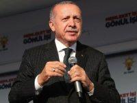 """Cumhurbaşkanı Erdoğan: """"Kocaeli'ne 17 yılda 27 katrilyon yatırım yaptık"""""""