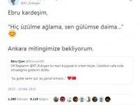 Cumhurbaşkanı Erdoğan'dan engelli basketbolcuya sosyal medyadan davet