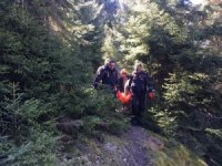Kayıp ihbarı yapılan kişi ormanlık alanda ölü bulundu