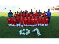 Adana'da U13 Futbol Altyapı Turnuvası