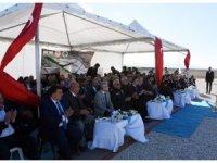 Kırşehir'de 400 kişiye istihdam sağlayacak jeotermal sera yapılıyor