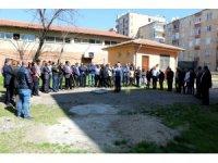 İl Milli Eğitim Müdürlüğü'nde yangın tatbikatı gerçekleştirildi