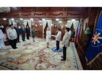 Türkiye'nin Manila Büyükelçisi Sümer, Duterte'ye güven mektubunu sundu