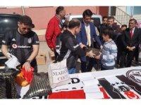 Ordu Beşiktaşlılar Derneği'nden örnek davranış
