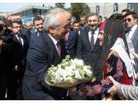 İçişleri Bakan Yardımcısı Mehmet Ersoy, Kozluk ilçesini ziyaret etti