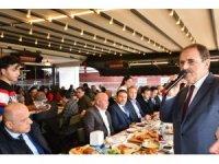 """Başkan Zihni Şahin: """"Atakum uluslararası kent olacak"""""""