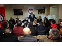 """Murat Aydın: """"Amacımız insanlarımızın mutluluğuna katkı vermektir"""""""