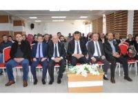 """Bafra'da """"Özel Eğitim ve Otizmde Karşılaşılan Güçlükler"""" semineri"""