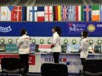 Havalı Silahlar Avrupa Şampiyonası'nda bronz madalya