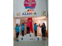 Görme Engelliler Yüzme Türkiye Şampiyonası'na Kayseri Damgası