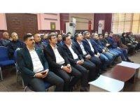 Eğitim-Bir-Sen'den işyeri temsilcilerine teşkilat eğitimi