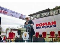 """Fatih Belediye Başkan Adayı Turan: """"Roman kardeşlerimizin yaşantılarına kimse dokunamaz"""""""