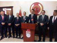 Bakan Kurum'dan Denizli'deki depreme ilişkin açıklama