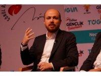Bilal Erdoğan Batman'da gençlerle buluştu