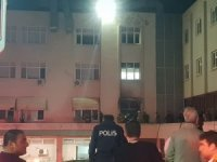 Ege Üniversitesi Hastanesinde yangın paniği