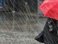 Meteoroloji'den sağanak ve şiddetli rüzgar uyarısı