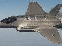 ABD'den alınan F-35 savaş uçaklarından iki tanesi geliyor