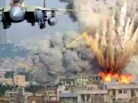 Suriye'ye hava saldırılarının bilançosu açıklandı