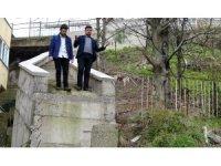 CHP'li belediyenin yaptığı merdiven Karadeniz fıkralarını aratmıyor