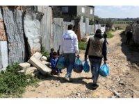 Sadakataşı'ndan Gazze'ye gıda yardımı