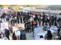 Sektör temsilcileri ve öğrencileri buluşturan etkinliğe yoğun ilgi