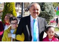 Kastamonu'da Down Sendromu Farkındalık yürüyüşü yapıldı
