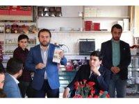 """Cumhur İttifakı adayı Özkan: """" Önceliğimiz gönül belediyeciliği"""""""