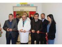 Hatay Devlet Hastanesi'ne 10 yataklı acil yoğun bakım ünitesi