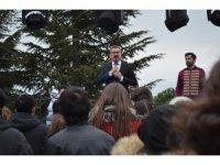 Namık Kemal Üniversitesinde nevruz etkinliği