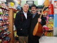 Sarıyer Belediye Başkanı Genç'e esnaftan sazlı sözlü türkü