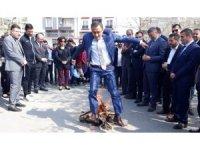 Alaşehir'de Nevruz Bayramı kutlaması
