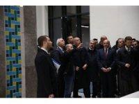 Cumhurbaşkanı Erdoğan Kütahya Belediyesini ziyaret etti
