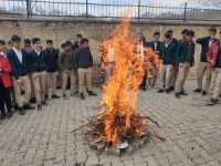 İran sınırında Nevruz Bayramı coşkusu