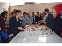Sungurlu'da ahşap oyuncak üretimi başlıyor