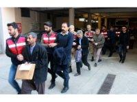 Gözaltına alınan HDP'li belediye başkan adayı adliyeye sevk edildi