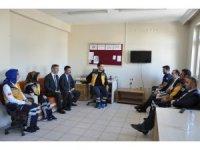 İl Sağlık Müdürü Arslan 112 personelleri ile bir araya geldi