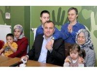 Başkan Taşdelen'den Engelli Sosyal Merkezi müjdesi