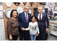 Cumhur İttifakı adaylarına Nazilli'de büyük ilgi