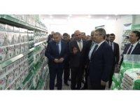 Kayseri Şeker-Panpa Tanzim Satış Mağazası açıldı