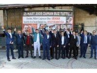 Edirne'de merhum Genel Başkan Muhsin Yazıcıoğlu için mevlit okutuldu